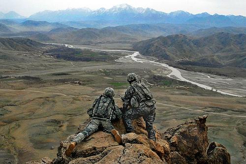フリー画像| 戦争写真| 兵士/ソルジャー| 人物写真| アフガニスタン風景|       フリー素材|