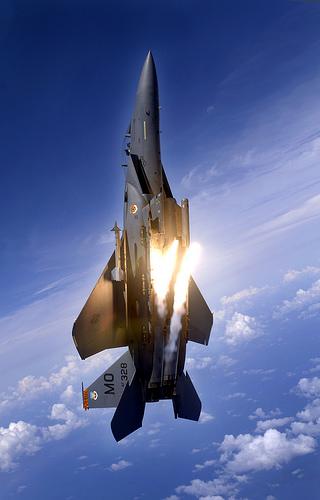 フリー画像| 航空機/飛行機| 軍用機| 戦闘機| F-15 イーグル| F-15 Eagle|      フリー素材|