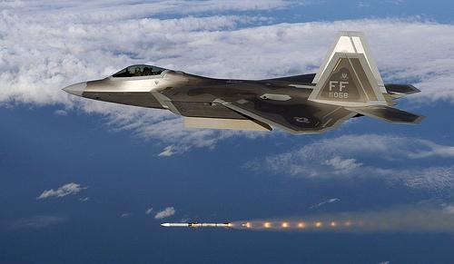 フリー画像| 航空機/飛行機| 軍用機| 戦闘機| F-22 ラプター| F-22A Raptor|      フリー素材|