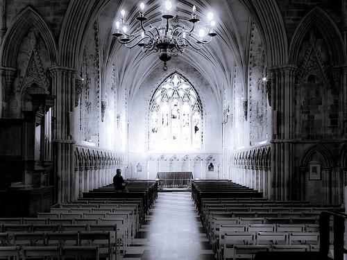 フリー画像| 人工風景| 建造物/建築物| 教会/聖堂| インテリア| セント・オールバンズ大聖堂| イギリス風景|     フリー素材|