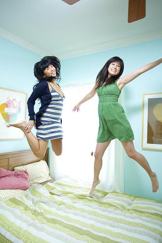 フリー画像| 人物写真| 女性ポートレイト| アジア女性| 跳ぶ/ジャンプ|       フリー素材|