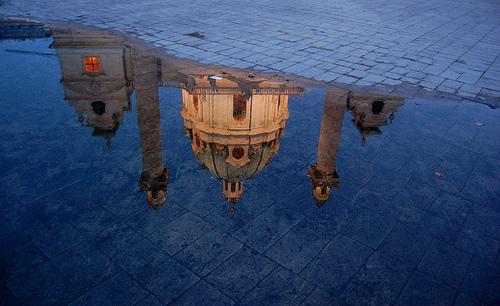フリー画像| 人工風景| 建造物/建築物| 城/宮殿| 水たまり|       フリー素材|