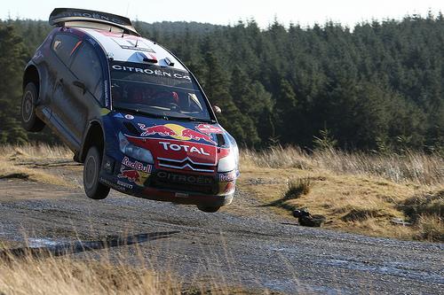 フリー画像| 自動車| ラリーカー| シトロエン/Citroen| シトロエン C4| Citroen C4 WRC HY Motion 4| WRC/世界ラリー選手権| フランス車|    フリー素材|