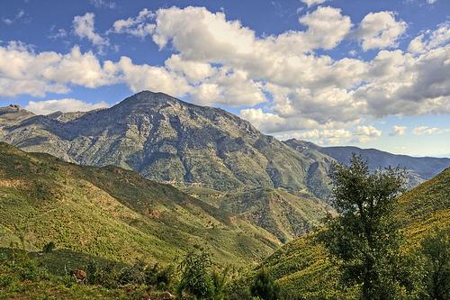 フリー画像| 自然風景| 山の風景| 雲の風景| スペイン風景| HDR画像|      フリー素材|