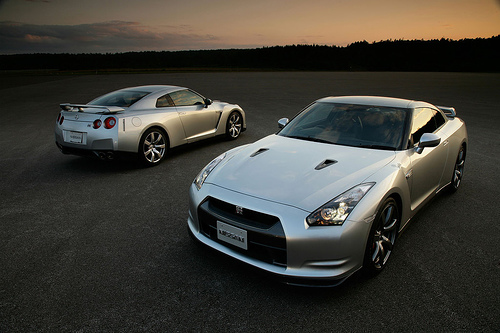 フリー画像| 自動車| スポーツカー| スーパーカー| 日産/Nissan| 日産 スカイライン| Nissan GT-R R35| 日本車|    フリー素材|