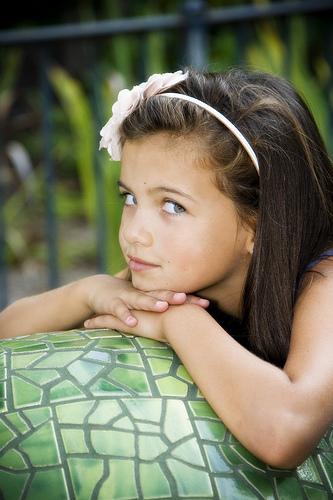 フリー画像  人物写真  子供ポートレイト  外国の子供  少女/女の子        フリー素材 