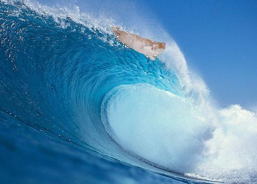フリー画像| 自然風景| 波の風景| 海の風景| 青色/ブルー|       フリー素材|